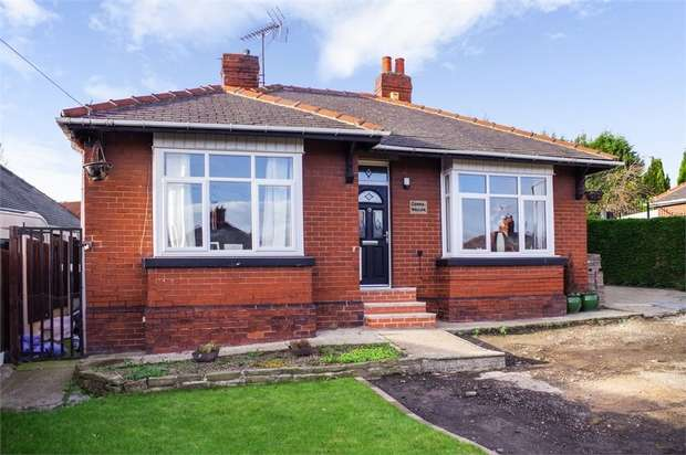 4 Bedrooms Detached Bungalow for sale in Ardsley Road, Worsbrough, Barnsley, South Yorkshire