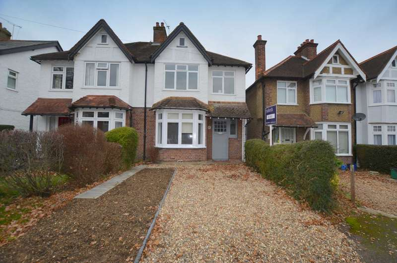 3 Bedrooms Semi Detached House for rent in New Road, Amersham HP6
