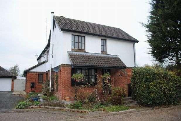 2 Bedrooms Semi Detached House for sale in Damson Dell, Little Billing, Northampton NN3 9AJ
