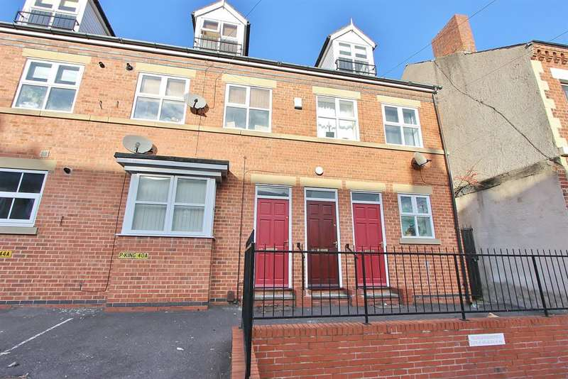 2 Bedrooms Flat for sale in Fieldhead Road, Sheffield, S8 0ZX