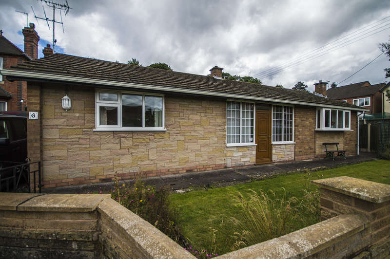 2 Bedrooms Detached Bungalow for rent in Wheatcroft Avenue, Bewdley