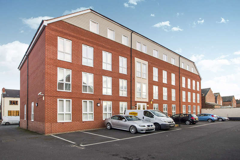 2 Bedrooms Flat for sale in Acton Road, Long Eaton, Nottingham, NG10