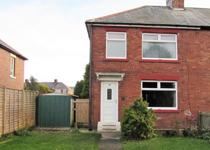 3 Bedrooms House for sale in Kingsley Road, Lynemouth, Morpeth