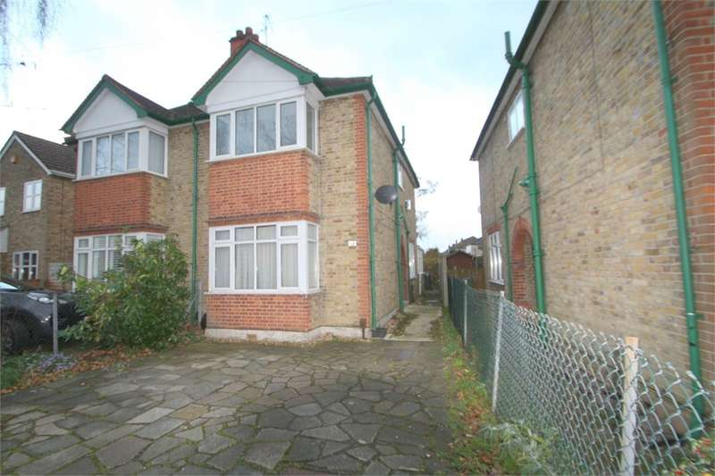 3 Bedrooms Semi Detached House for rent in Northwood Road, Harefield, Middlesex