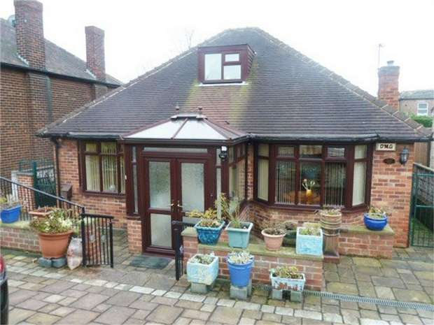 3 Bedrooms Detached Bungalow for sale in Healds Road, Dewsbury, West Yorkshire