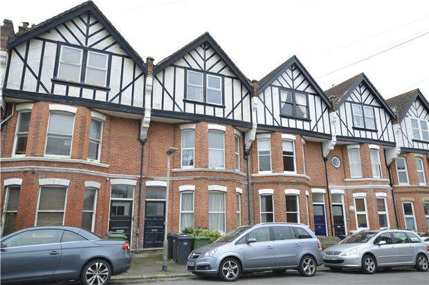 5 Bedrooms Terraced House for sale in De Cham Avenue, ST LEONARDS-ON-SEA, East Sussex, TN37 6HE