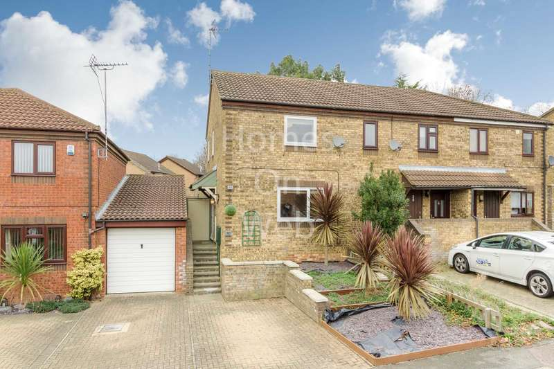 2 Bedrooms End Of Terrace House for sale in Goodwood, Milton Keynes