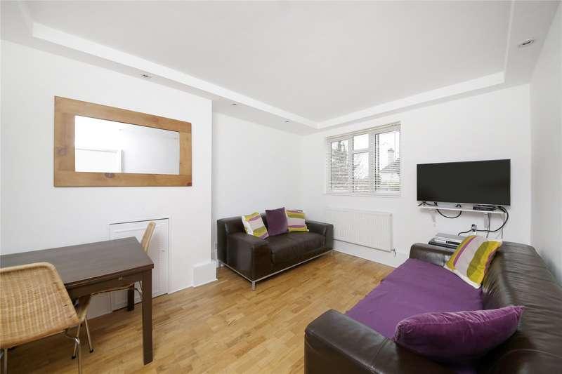 3 Bedrooms Maisonette Flat for sale in Tivoli Road, London
