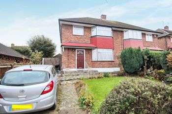 3 Bedrooms Semi Detached House for sale in Edgebury, Chislehurst, Kent, BR7 6JW