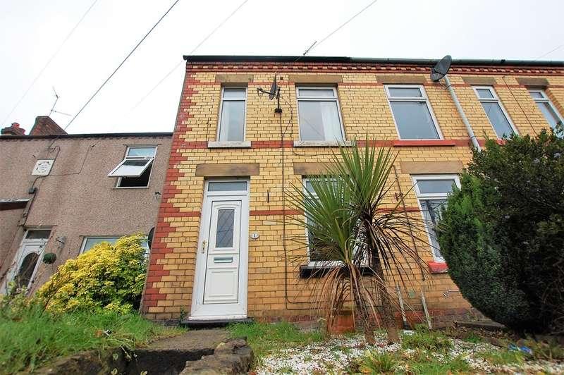 2 Bedrooms Terraced House for sale in Sunnyside, Summerhill