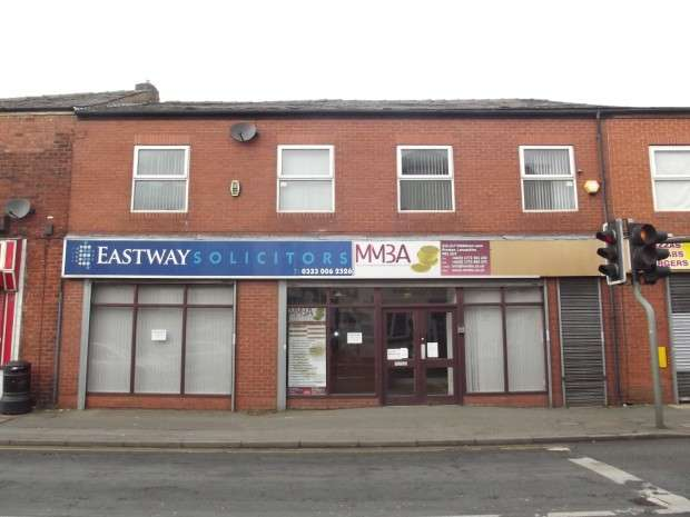 Office Commercial for sale in Ribbleton Lane, Preston, PR1