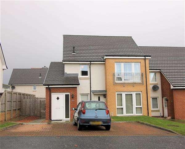 2 Bedrooms Cottage House for rent in Barnsdale Road, Stirling