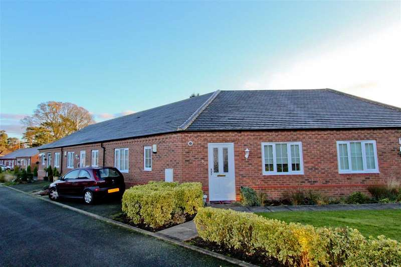 2 Bedrooms Bungalow for sale in Field Gate Gardens, Glenfield, Leicester