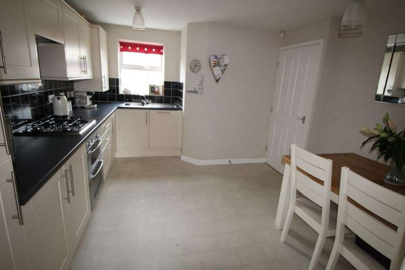 3 Bedrooms Property for sale in Kildale Court, North Ormesby, Middlesbrough, TS3