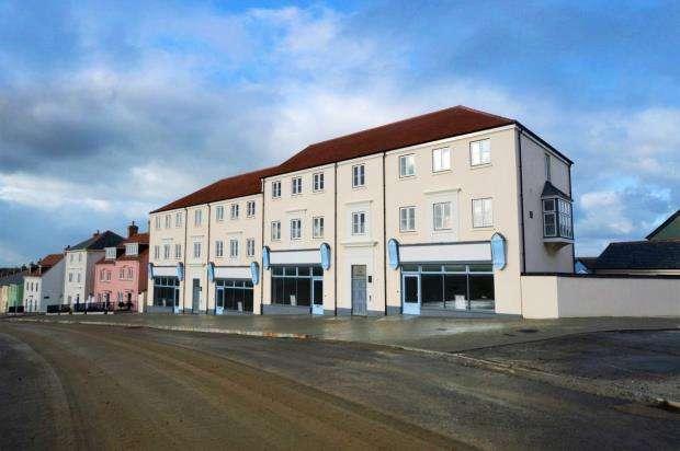2 Bedrooms Flat for sale in Chi Tennyson, Plen Tennyson, Nansledan, Newquay