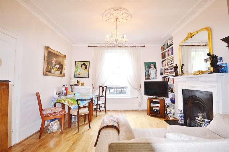 3 Bedrooms Terraced House for sale in Tavistock Terrace, Holloway, London, N19