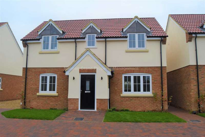 3 Bedrooms Detached House for rent in Colmworth Road, Little Staughton