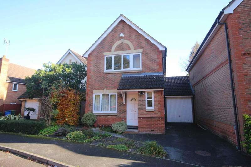 3 Bedrooms Detached House for sale in Friendship Way, Bracknell