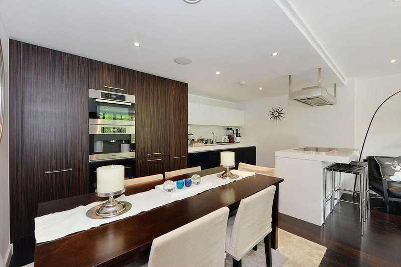 3 Bedrooms Apartment Flat for sale in Grosvenor Waterside, Chelsea SW1W