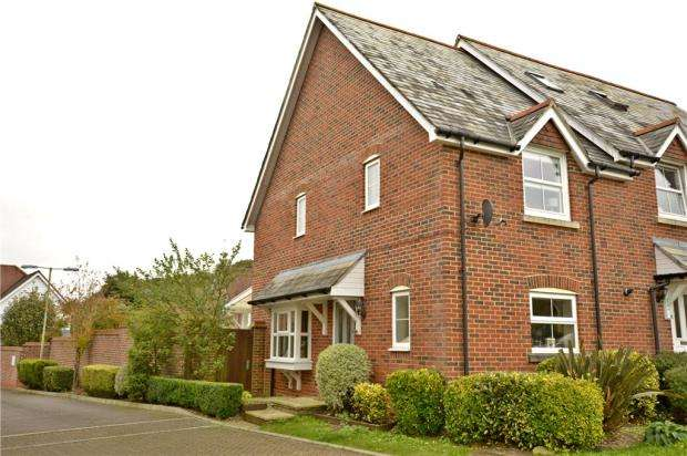 2 Bedrooms End Of Terrace House for sale in Park View, Whitchurch, Hampshire