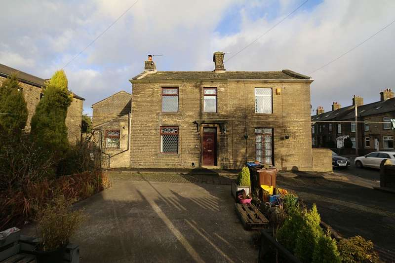 2 Bedrooms Cottage House for sale in West End, Queensbury, Bradford, West Yorkshire, BD13 2ES