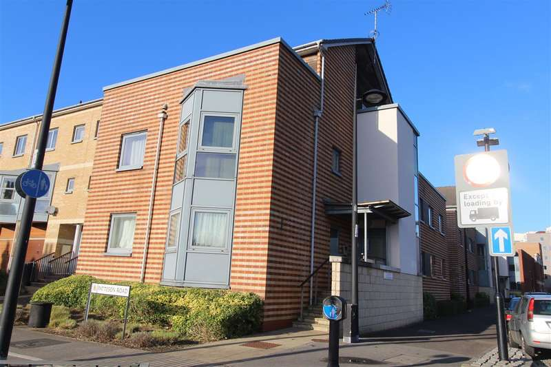 1 Bedroom Apartment Flat for sale in Patteson Road, Ipswich