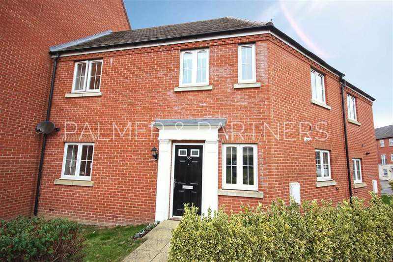 3 Bedrooms Terraced House for sale in Clermont Avenue, Sudbury