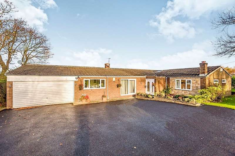 5 Bedrooms Detached Bungalow for sale in North Street, West Rainton, Houghton Le Spring, DH4