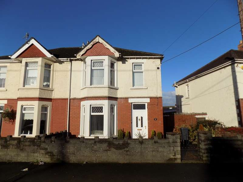 3 Bedrooms Semi Detached House for sale in Old Road, Briton Ferry, Neath, Neath Port Talbot. SA11 2EY