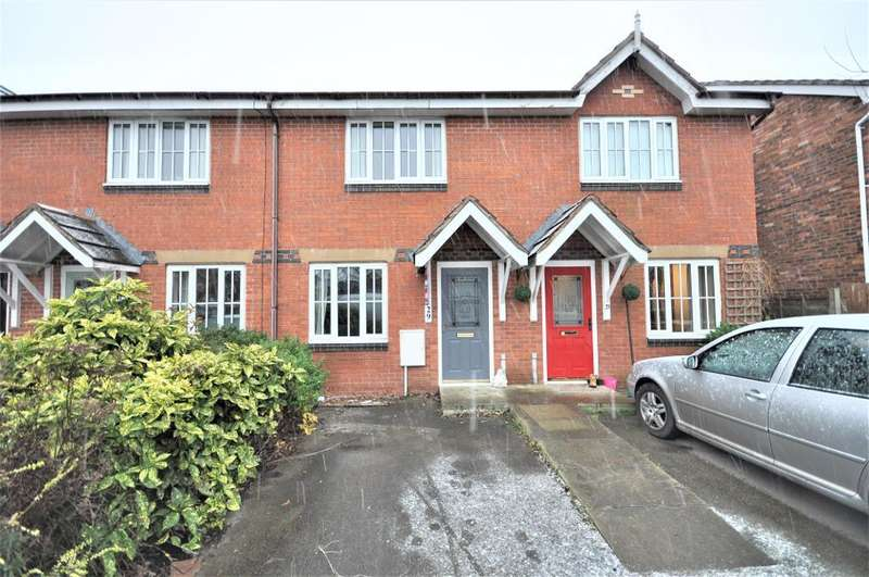 2 Bedrooms Semi Detached House for sale in Woburn Way, Claughton-On-Brock, Garstang, Lancashire, PR3 0QF