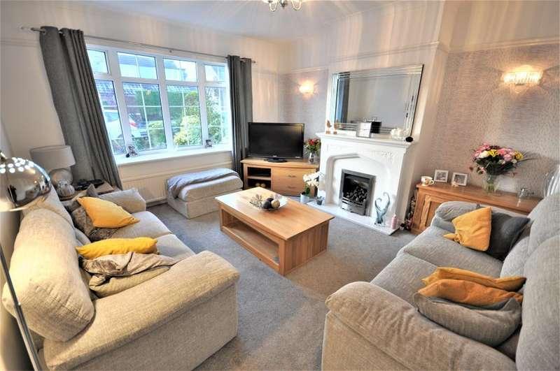 4 Bedrooms Semi Detached Bungalow for sale in Cheriton Field, Fulwood, Preston, Lancashire, PR2 3WH