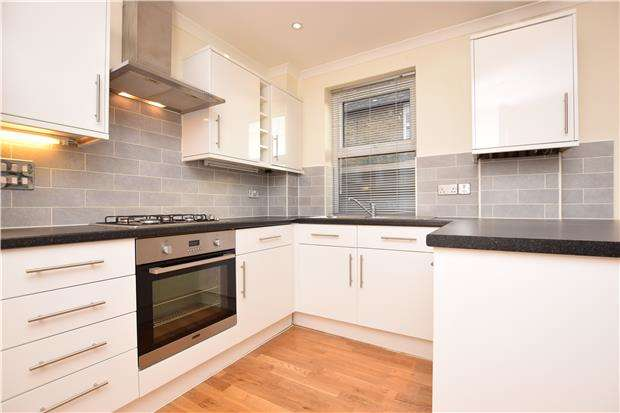 1 Bedroom Flat for sale in Carshalton Grove, SUTTON, Surrey, SM1 4NB