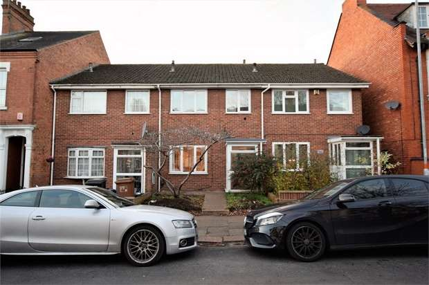 3 Bedrooms Terraced House for sale in Clarence Avenue, NORTHAMPTON