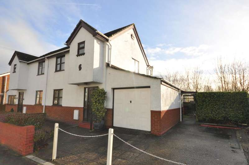 2 Bedrooms Semi Detached House for sale in Southampton Road, Ringwood, BH24 1JF