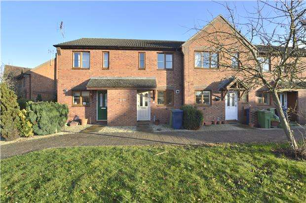 2 Bedrooms Terraced House for sale in Walton Cardiff, TEWKESBURY, Gloucestershire, GL20 7RB
