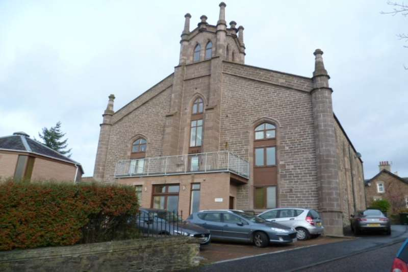 2 Bedrooms Flat for sale in Heathcote Road, Crieff, PH7