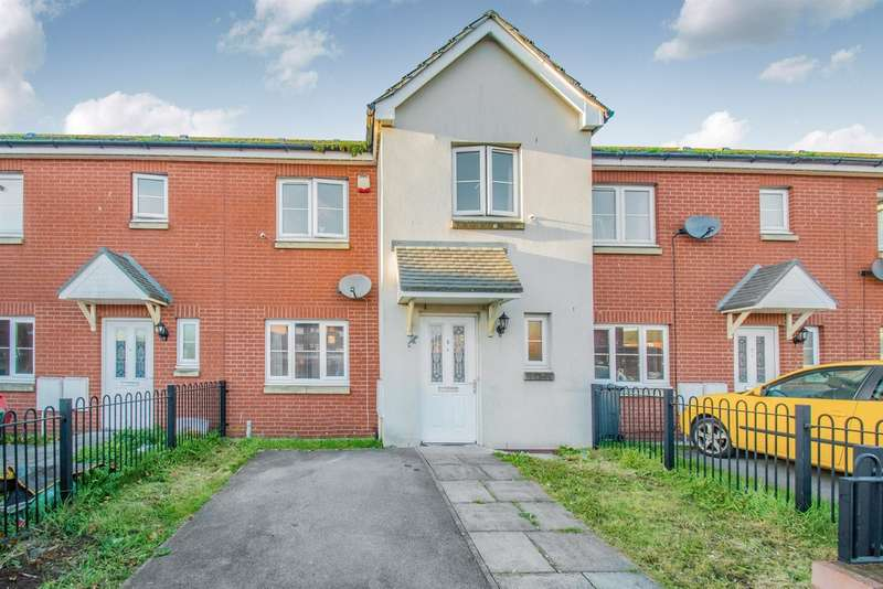 3 Bedrooms Terraced House for sale in Heol Layard, Cardiff