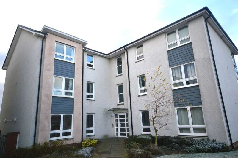2 Bedrooms Flat for sale in Norway Gardens, Dunfermline, KY11