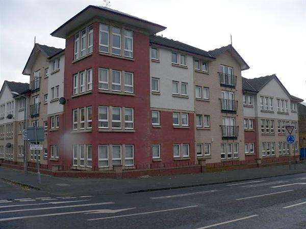 3 Bedrooms Flat for rent in Guthrie Court, Motherwell