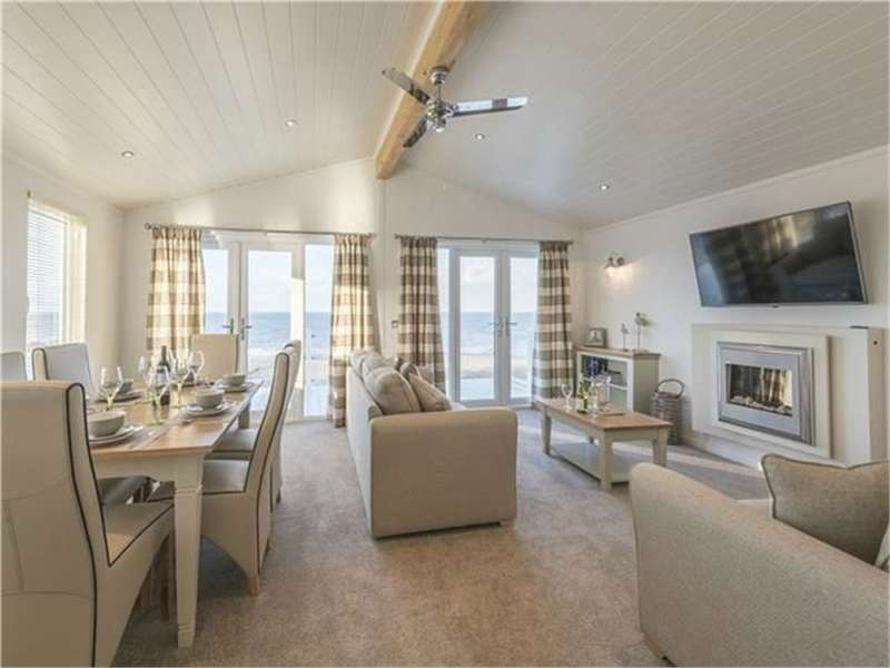 3 Bedrooms Park Home Mobile Home for sale in LA23 3DL Beckside 45, Limefitt Park, Windermere, Cumbria, UK