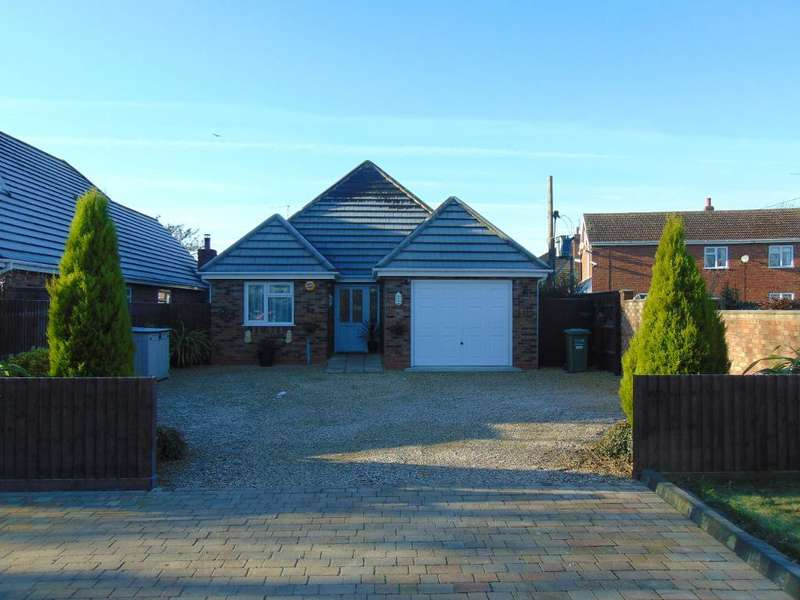 4 Bedrooms Detached House for sale in Church Road, Emneth, Wisbech, Cambridgeshire, PE14 8AF