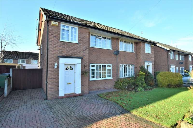 3 Bedrooms Detached House for sale in Blenheim Road, Cheadle Hulme