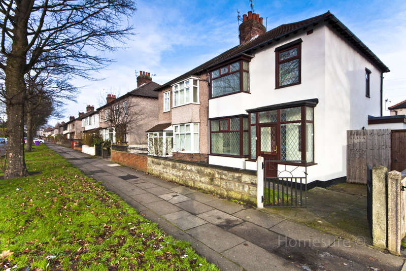 3 Bedrooms Semi Detached House for sale in Brodie Avenue, Mossley Hill , Liverpool, L18