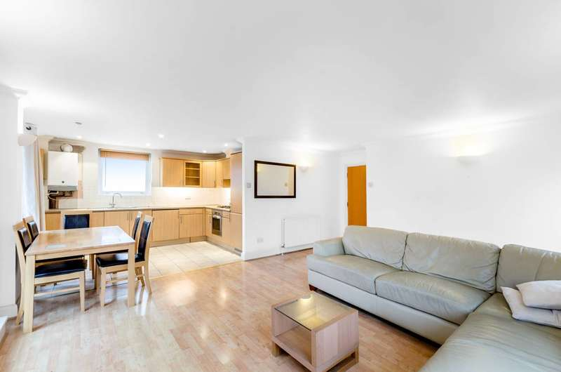 2 Bedrooms Flat for sale in Grenade Street, Westferry, E14