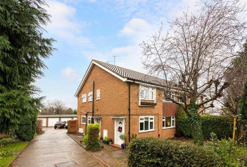 2 Bedrooms Flat for sale in Rosebank, Epsom, Surrey, KT18