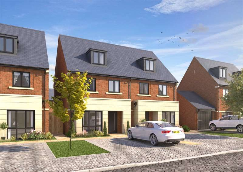 4 Bedrooms Semi Detached House for sale in Orchard Lane, East Molesey, Surrey, KT8