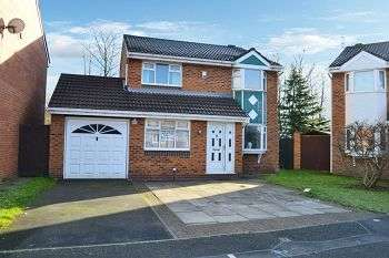 3 Bedrooms Detached House for sale in Perth Avenue, Ince, Wigan, WN2 2HJ