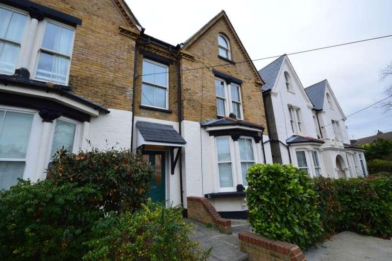 2 Bedrooms Flat for sale in Railway Street, Gillingham, ME7
