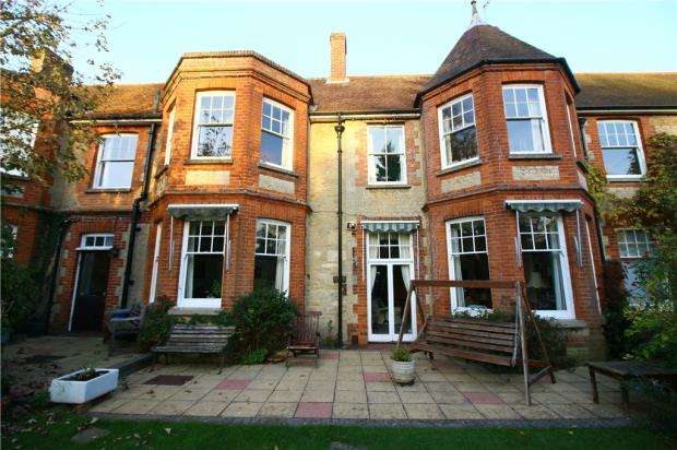 3 Bedrooms Terraced House for sale in The Manor, Fringford