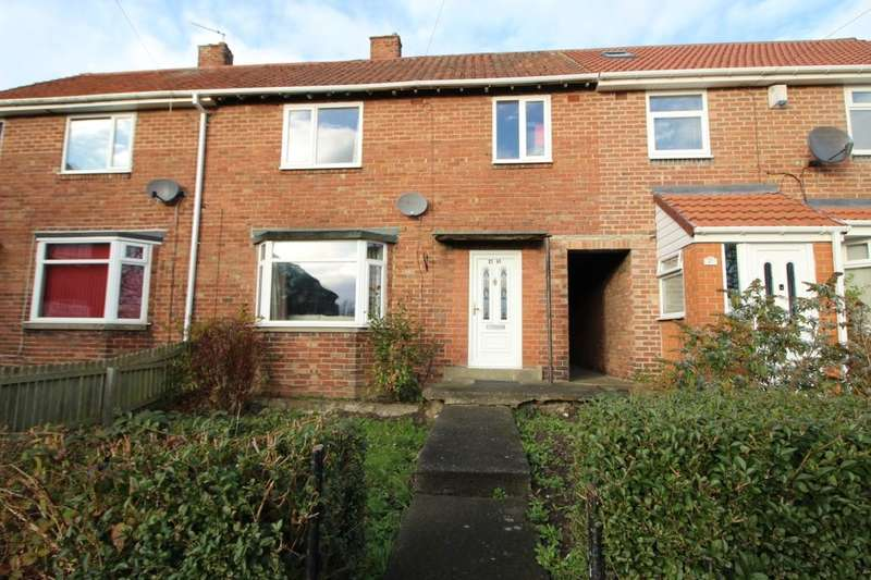 3 Bedrooms Property for sale in Grasswell Drive, Newcastle Upon Tyne, NE5